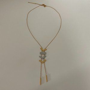 """Madewell mixed metal necklace 32""""-34"""""""